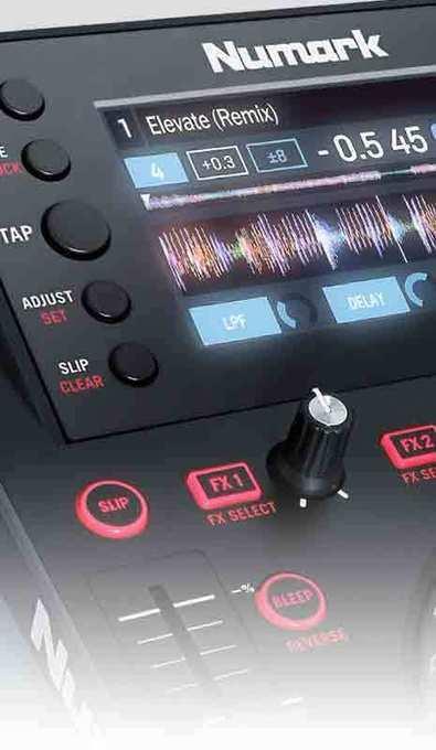 Traktor Kontrol S8 Adds Screens & Ditches The Jogs   DJing   Scoop.it
