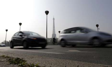 Pic de pollution: la maire de Paris demande la mise en place de la circulation alternée   Planete DDurable   Scoop.it