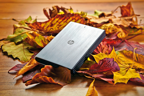 HP Portable Drive review: is this 1TB drive the perfect back-up for your photos? | Studio & Portrait Photography | Scoop.it