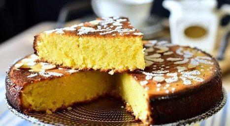 Le gateau de Saint-Jacques (gâteau aux amandes) | Cuisine Du Monde -cuisine Algerienne- recettes ramadan | Scoop.it