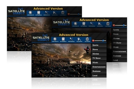 Satellite Direct Advanced Review | Web TV for PC, Mac & Mobile | How to Watch TV Online | Scoop.it