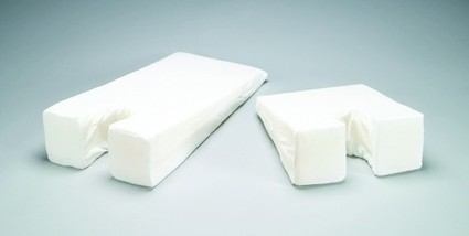 Face Down Pillow 29 x 14 x 6 > 1.5 * Back & Neck Therapy * Cervical Pillows * MJ1430 | Durable Medical Equipment | Scoop.it