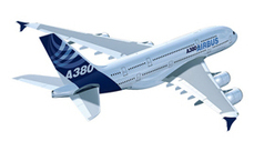 Airbus Develops Fuel Management System for the A380 Using Model | Airbus A380 | Scoop.it