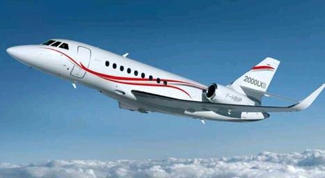 La famille Falcon de Dassault souffle ses 50 bougies - Journal de l'aviation | Que s'est il passé en 1963 ? | Scoop.it