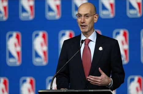 NBA Rumors: Adam Silver fascinated with 'play-in' playoff format ...   NBA Insider   Scoop.it
