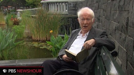 Seamus Heaney Reads 'Death of a Naturalist' - YouTube | Seamus Heaney | Scoop.it