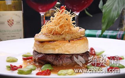 La semaine de la France présente la gastronomie française à Wuhan | Gastronomie et alimentation pour la santé | Scoop.it
