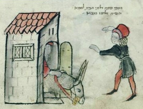 Being Frum in Medieval Ashkenaz – By Julie Mell - The Marginalia Review of Books | Jewish Education Around the World | Scoop.it