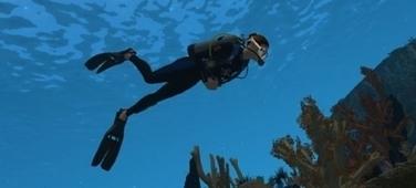 Une simulation de plongée sous-marine...   La plongée sous-marine   Scoop.it
