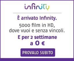 5000 film gratis a casa tua con Infinity | scontOmaggio | Campioni omaggio profumi, fondotinta, trucchi, creme viso e corpo | Scoop.it