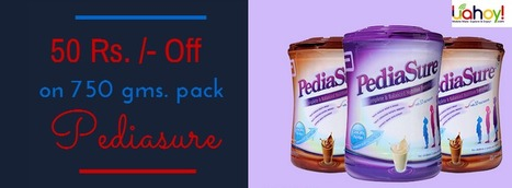 Take Advantage of Pediasure Discount Deals | Software | Scoop.it