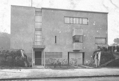 TECNNE | VILLA BESNUS, PRIMER ENSAYO CONSTRUIDO | The Architecture of the City | Scoop.it