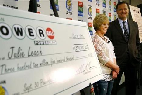 Michigan factory worker quits after $310.5M lottery jackpot - NY Daily News | 694028 | Scoop.it