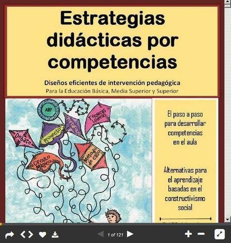 Estrategias Didácticas por Competencias - Diseños de Intervención Pedagógica | Presentación | Docencia en la Universidad | Scoop.it
