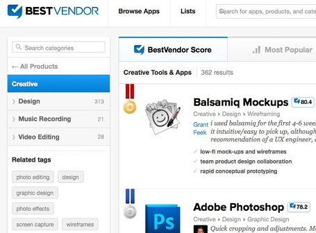 App Curation and Discovery: Find Your Ideal Apps with BestVendor ... | 21st Century Information Fluency | Scoop.it