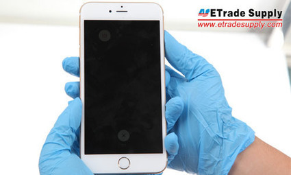 Apple iPhone 6 Plus LCD Assembly with Frame and Small Parts Black - ETrade Supply | Other Spare Parts | Scoop.it