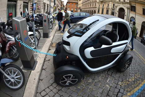 Europe's Big Bet on EVs and Hybrids | NYT | Greener World | Scoop.it