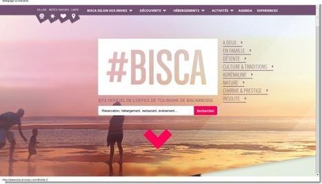 Le tour de France du web touristique : étape landaise « Etourisme.info   etourisme - infos   Scoop.it