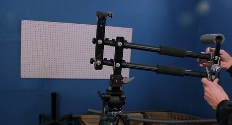 50 Portable Camera Jib and Shoulder Rig project - DIY FILM GEAR | DIY DSLR for Video | Scoop.it