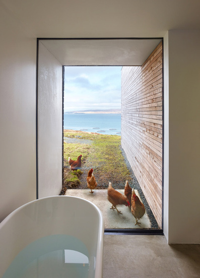 House by Dualchas Architects offers panoramic views of a Scottish loch | Architecture and Architectural Jobs | Scoop.it