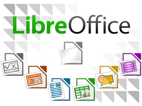 OpenOffice LibreOffice : Tutoriels de prise en main | Time to Learn | Scoop.it