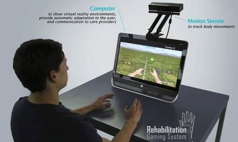 Rehabilitation Gaming System - RGS - mHealth | Sante | Scoop.it