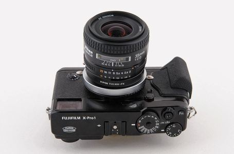 Kipon tilt adapter ring on X-Pro1 - first results | Rene Delbar | Fuji X-Pro1 | Scoop.it