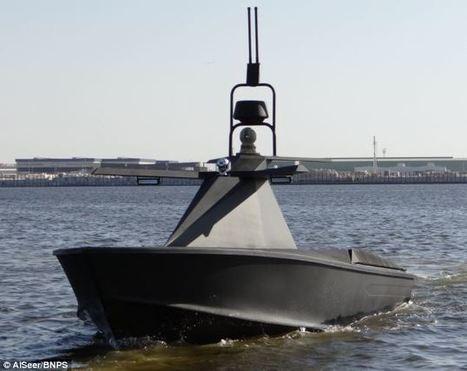 Tecnologia: Dopo i velivoli arrivano le imbarcazioni drone | coscienza universale | Scoop.it