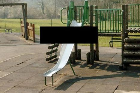 Man sexually attracted to playground equipment banned from anywhere with a slide | Quite Interesting News | Scoop.it