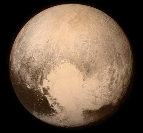 NASA's New Horizons Spacecraft Arrives at Pluto | Space Exploration | Sci-News.com | Scoop des Histoires Naturelles | Scoop.it