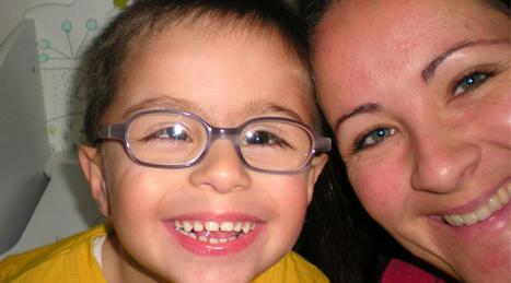 Le portrait de Thomas - délétion sur le chromosome 4 - Blog Hop'Toys | Handicap & initiatives: Ils nous inspirent ! | Scoop.it