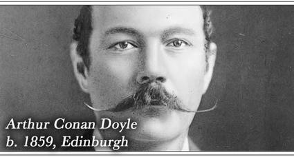 32 Londoners on the London Eye - Arthur Conan Doyle | Eminent Men | Scoop.it