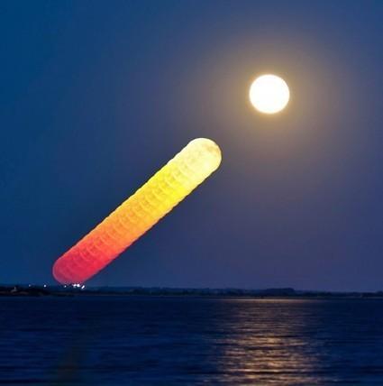 La Pleine Lune du vendredi 13 sera-t-elle rouge comme une fraise ?   The Blog's Revue by OlivierSC   Scoop.it