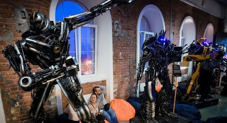 Russia's Next Gen Robots to Work in Space and on Battlefield | Robotics and AI | Scoop.it