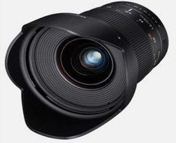 Samyang's new 20mm F1.8 ED AS UMC | I Heart Camera | Scoop.it