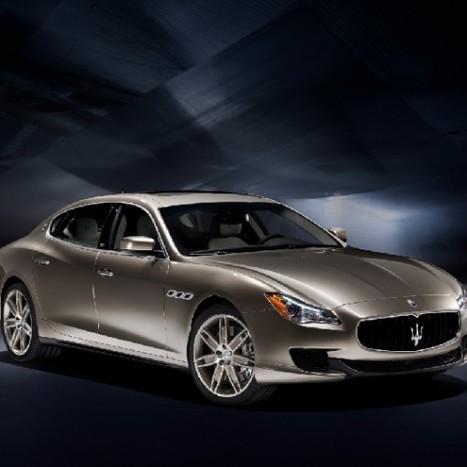La Maserati Quattroporte par Ermenegildo Zegna en édition limitée | Les Gentils PariZiens : style & art de vivre | Scoop.it