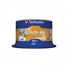 Buy Verbatim DVD-R IJP 50 Pack Spindle India Online- Find Price and Reviews for Verbatim DVD-R IJP 50 Pack Spindle �timtara | Bunty Business & News | Scoop.it