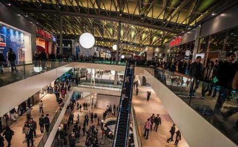 A quoi ressemblera votre centre commercial du futur? | Enseignes & expansion | Scoop.it
