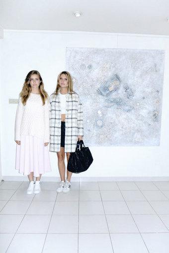 Les Sisters Stories de Pablo & Caroline Daily - Journal des femmes | La mode intelligente | Scoop.it