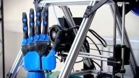 Crowdfunding a 3D printed, open source hardware robotic/prosthetic hand - Boing Boing | Xtrene | Scoop.it