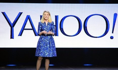 Verizon 'nearing deal to buy Yahoo for $5billion' | Business Video Directory | Scoop.it