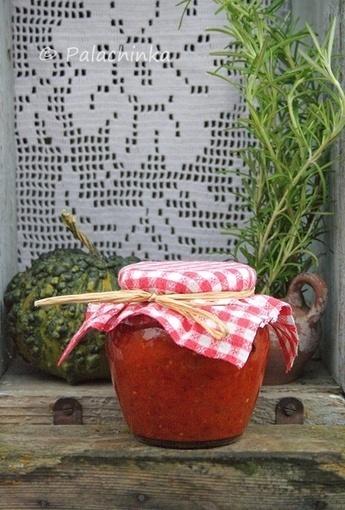 Soul Food: Ajvar, #Serbian red pepper preserves #recipe | Soul Food Recipes | Scoop.it