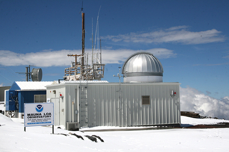 Atmospheric Carbon Dioxide Levels Reach Record High of 400ppm   EcoWatch   Scoop.it
