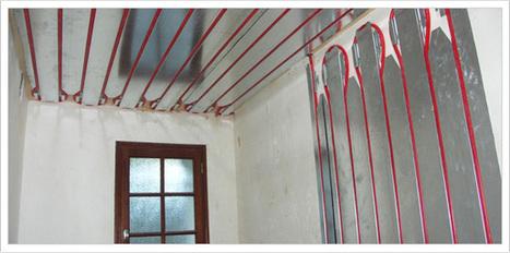 [chauffage] Pourquoi installer des murs chauffants ?   L'industrie de l'économie verte et durable all around the world!   Scoop.it