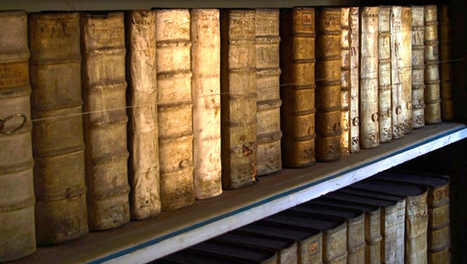 Books bound in human flesh discovered in Harvard library - Mother Nature Network | Libraries | Scoop.it