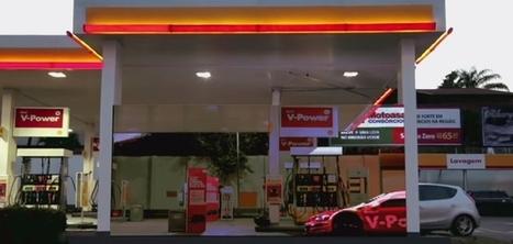 Au Brésil, une station service Shell transforme votre voiture en bolide de course | Brasil - Brazil | Scoop.it