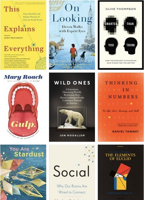 The 13 Best Science and Technology Books of 2013 | Knowledge Broker | Scoop.it