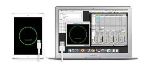 Recevez l'audio et le midi depuis et vers votre Ipad depuis votre Mac : Music IO | Cavagroover | Scoop.it