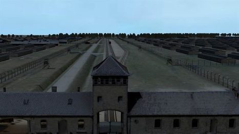 Incredibly detailed VR model of Auschwitz helped convict Nazi war criminal | #VirtualReality #History #Germany | Organización y Futuro | Scoop.it