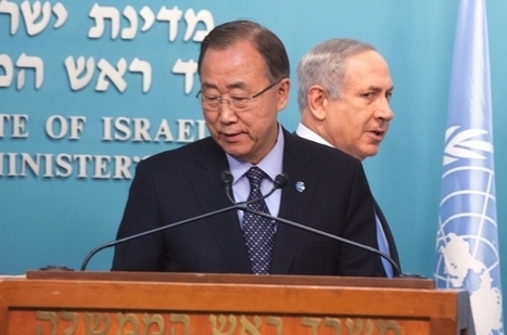 Israel shoots the messenger: An open letter to Ban Ki-Moon by Richard Falk | Global politics | Scoop.it